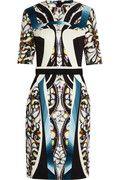 Peter Pilotto|Eva printed stretch-crepe dress|NET-A-PORTER.COM