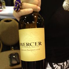 Grab a bottle of Mercer Estates