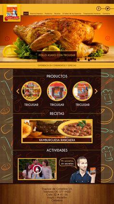 Triguisar La Gran Cocina  - Website