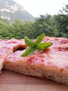Pizza con la Pasta Madre