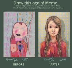 List of 10 best Funny Art Aesthetic in week 44 Memes Arte, Art Memes, Art Style Challenge, Drawing Challenge, Artist Problems, Funny Art, Cool Drawings, Drawing Stuff, Love Art