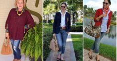 Moda para mujeres de 40 años en adelante, ¡ficha estas ideas de inspiración!