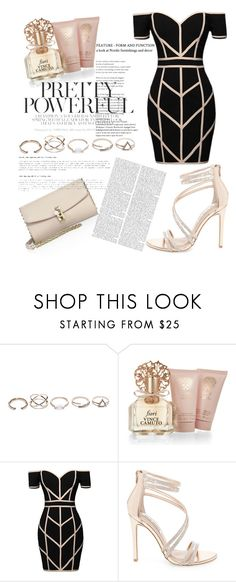 """Untitled #43"" by andre-gabriela ❤ liked on Polyvore featuring GUESS, Vince Camuto, Command, Steve Madden and Dolce&Gabbana"