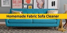 Best Homemade Cleaner For Fabric Kitchen Chairs