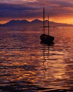 Arisaig, Scotland Copyright: Derek Hawkins