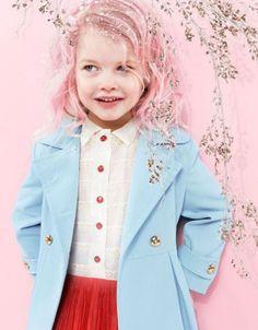 petit à petit and family: La Petite Magazine Issue 10 Fashion Kids, Little Girl Fashion, Little Girl Dresses, Babies Fashion, Cool Kids Clothes, Magazines For Kids, Stylish Kids, Kid Styles, Trends