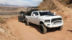 Long bed converted mega cab. Yes please!