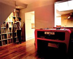 DJ room by Rogue Design