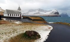 Vidareidi, Faroe Islands