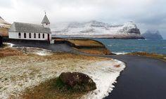 Vidareidi, Faroe Islands
