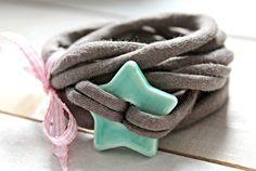 **Allerliebstes Wickelarmband** von schuys auf DaWanda.com