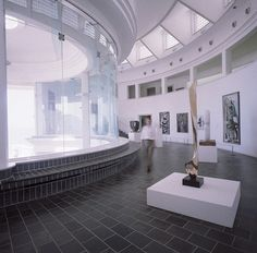 Tate St Ives in St. Ives Cornwall - View contemporary art exhibitions, often associated with Cornwall and the coastal environment St Ives Cornwall, North Cornwall, Tate St Ives, Visit Uk, World Famous Artists, Tate Gallery, Top Place, Seaside Towns, Great Memories