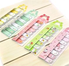 Lovely Days Planner Tabs ($4.65) at CoolPencilCase.com