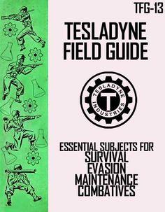 Atomic Robo Needs You! Tesladyne Recruitment Drive! by Tesladyne LLC — Kickstarter