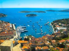10 Reasons Why Hvar Should Be Your Number One Sailing Destination - Croatia Yacht Charter and Sailing Tours, Bareboat & Crewed Dubrovnik, Motor Boats, Luxury Yachts, Catamaran, Number One, Croatia, Sailing, Cruise, Europe