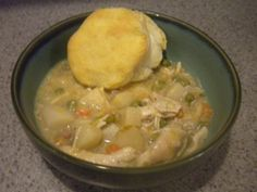 """Here is my Crockpot Chicken Pot Pie Recipe – yes you read that right… we are making it in the crockpot. Basically you are just making the """"insides"""" of the pie. Then you serve it with some yummy biscuits or crescent rolls (that you can normally get free or cheap with coupons!). You could even …"""