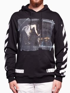 Caravaggio hoodie from the S/S2016 Off-White c/o Virgil Abloh
