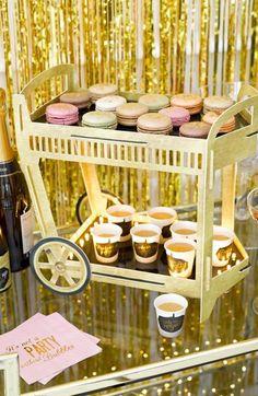 Main Image - Talking Tables 'Glitterati' Drink & Canapé Bar Cart