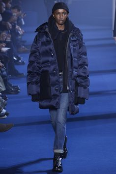 Image result for men's puffer trend fall 2016