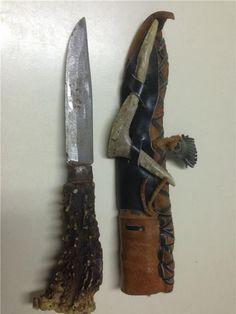 """Spännande samekniv med lite """"magisk känsla"""" på Tradera.com - Knivar från"""