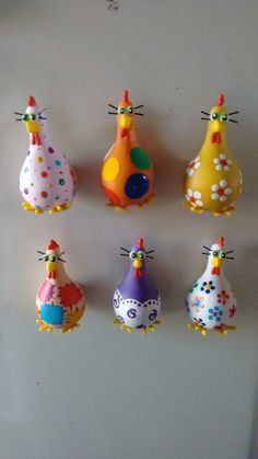 1 million+ Stunning Free Images to Use Anywhere Polymer Clay Crafts, Diy Clay, Paper Clay, Clay Art, Light Bulb Crafts, Diy And Crafts, Crafts For Kids, Chicken Crafts, Paper Mache Sculpture