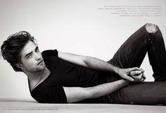 Robert Pattinson... Sexy!