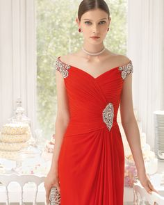 8U263 - Aire Barcelona - Vestidos de novia o fiesta para estar perfecta.