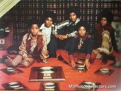1970 - Golden Records Photoshoot