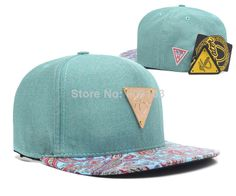 2014 Top Quality Hater Baseball Snapback Hat Cap Sky Blue Amoeba Brim Swag For Men and Women Sun hat $11.00