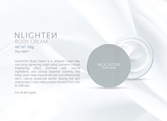 Providing high-quality wellness and skin care as well as life-changing business. Nlighten Products, Natural Skin, Whitening, Vitamins, Moisturizer, Skin Care, Cream, Moisturiser, Creme Caramel