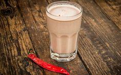 Csupa csoki forrócsoki Glass Of Milk, Drinks, Food, Drinking, Beverages, Essen, Drink, Meals, Yemek