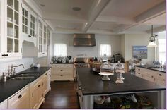 soapstone countertops in white kitchen