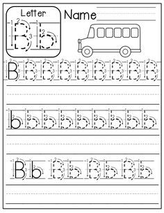 FREE Handwriting practice pages! Letter Activities, Preschool Learning, Kindergarten Worksheets, Writing Activities, Preschool Activities, Preschool Letters, Teaching Resources, Free Handwriting, Handwriting Analysis