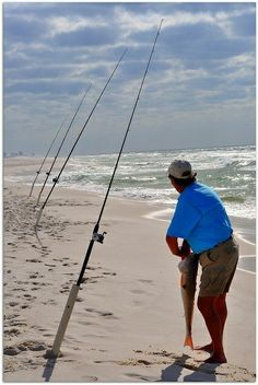 Click image to get the best surf fishing gear.