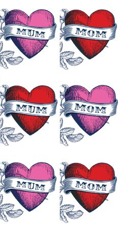 mum*mom is the word