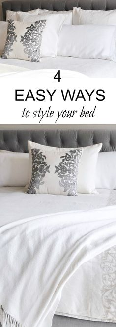 Great styling bedroo