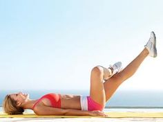 Simple and effective #abs #exercise from Shape.com