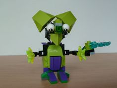 LEGO MIXELS TORTS WIZWUZ MURP instructions video with Lego 41520 and Lego 41526 Mixels Serie 3