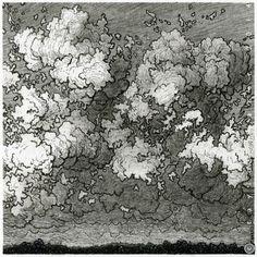 minimalist landscape ink - Google Search