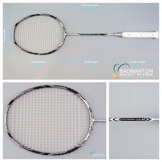 half off c0c11 bd651 Gosen Custom Edge Type N Badminton Racket Review. To find out about this  racket s performance