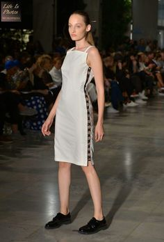 "New Generation Fashion Lines 1 Alexandra Design Collection ""Simplicity"" Handmade Clothes, High Neck Dress, Dresses For Work, Collection, Design, Fashion, Diy Clothes, Moda, Fashion Styles"