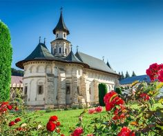 Putna Monastery, in Bucovina, was built by Voievod and Saint Stephen the Great between 1466 and 1469, and was the cultural centre for medieval Moldova | 5 Reasons Why Romania is the Country Every Traveler Needs to Visit