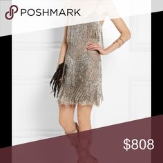 ISO!!!!! Kate Moss for topshop beaded fringe dress PFFs I need your help. My BFF is getting married July 30th of this year and she has a speak easy/gatsby attire for it. I am in love with this dress and have been searching high and low for it!!! Anyone have it? Know where I can find it?! Help!!!! Size 2-4 will work (heck any size I will alter))) thank you for your help!!! And Please tag me if you see it on here!! Kate Moss for TOPSHOP Dresses Mini