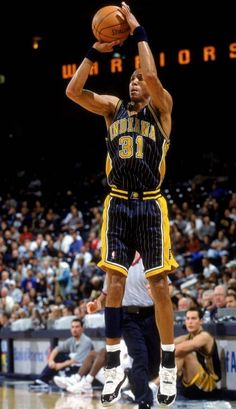 ed1ff9ffd3be Reggie Miller Drafted in 1987