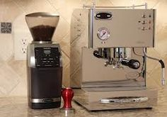 Silvano Espresso Machine by Quick Mill and the Vario-W Coffee Grinder by Baratza