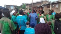 Cameroon sisters sharing the love of God together