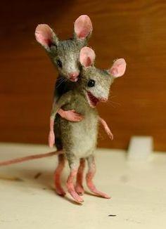 mice by carissa