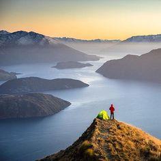 Mount Roy, New Zealand   Photo by Chris Burkard