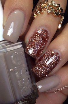 Sparkle Nail Art ❤