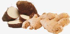 Pasta de inhame e gengibre limpa a pele | Cura pela Natureza